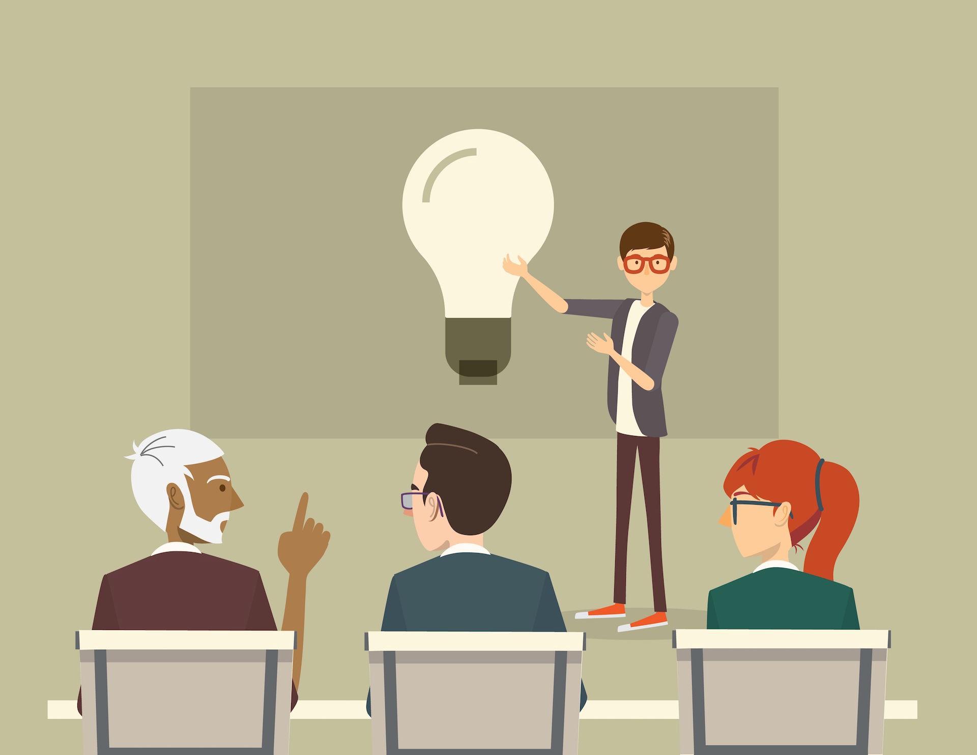 PowerPoint dans un contexte pédagogique